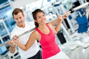 Резюме персонального тренера по фитнесу
